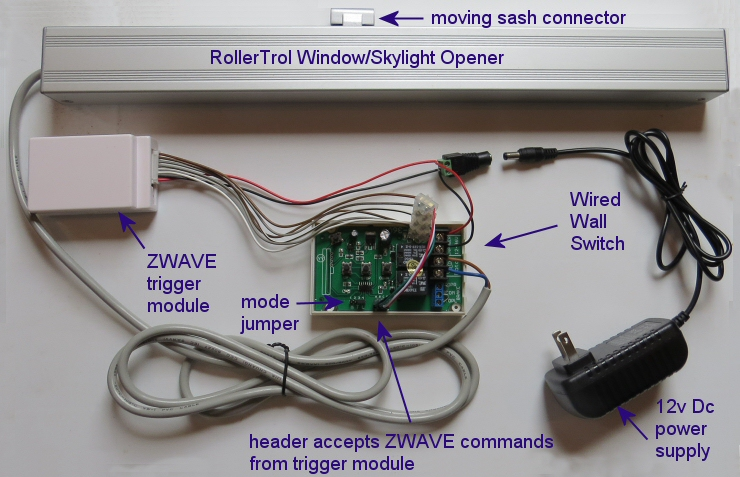 zwave motor controller wiring with window opener 740x477 zwave motor control for window openers  at bayanpartner.co