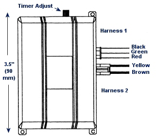 single coil latching relay smart switch toggle. Black Bedroom Furniture Sets. Home Design Ideas