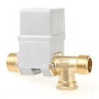 x10 irrigation hose valve for watering lawns and gardens