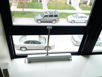 Z Wave Skylight Window Openers