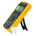 Auto-off Digital Multimeter DMM Beeps on Short Circuit