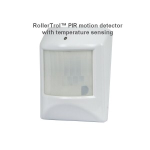 Zwave Motion Detector With Temperature Sensing