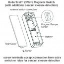 Z-Wave Door/Window Switch