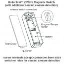 Z-Wave Door/Window Switch