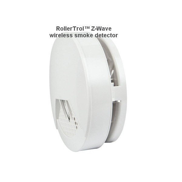 Z Wave Smoke Detector Wireless Installation