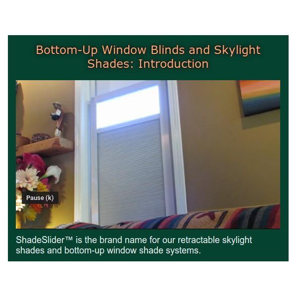Cellular Fabrics For Skylight Diy