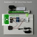 WiFi Battery Powered Blind Motor Edukit