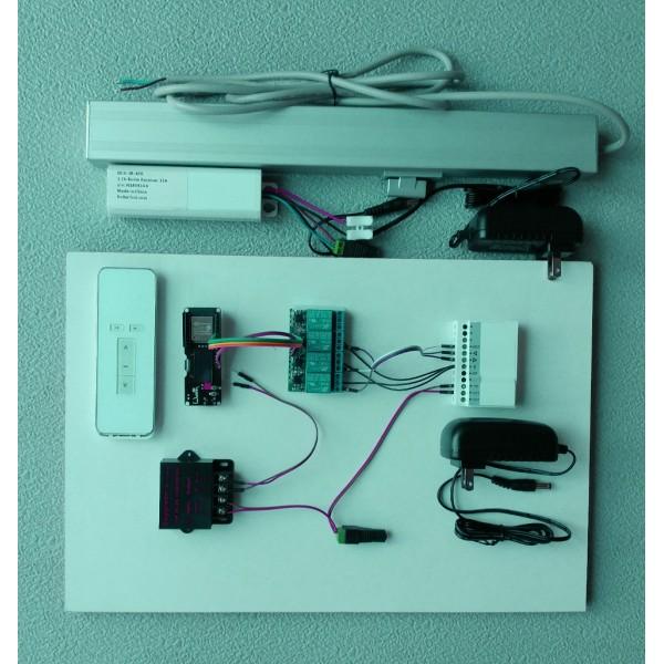 Micropython Educational Esp32 Kit Electric Window Openers