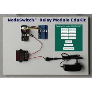 Micropython Educational Esp32 Kits Low Voltage Relay Module
