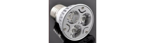 ♦ LED AC Bulb Replacement Lights - Warm White