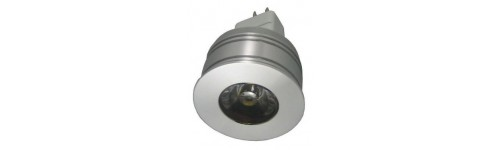 LED 12v Recessed Ceiling Pot Lights