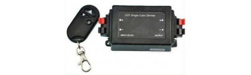 ♦ LED 12v Dimmers, Switches, Controllers
